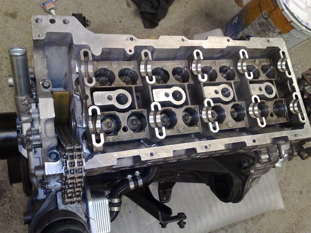 Réfection Moteur W638 avec dépose de boite de vitesses - Page 2 11122010733