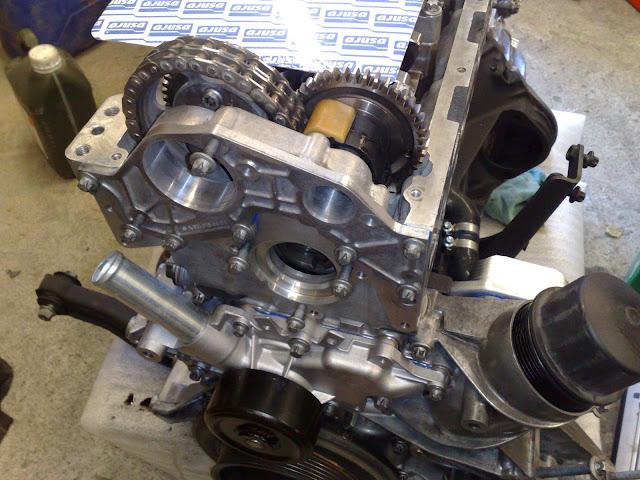 Réfection Moteur W638 avec dépose de boite de vitesses - Page 2 12122010740