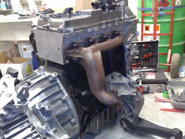 Réfection Moteur W638 avec dépose de boite de vitesses - Page 2 12122010742