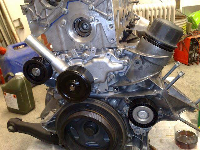 Réfection Moteur W638 avec dépose de boite de vitesses - Page 2 12122010744