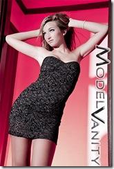 Model Vanity Studio Shoot Kristy Runway High Fashion Aug 2009