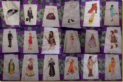 Judy F collage