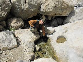 چشمه آب _ تنگ تورک