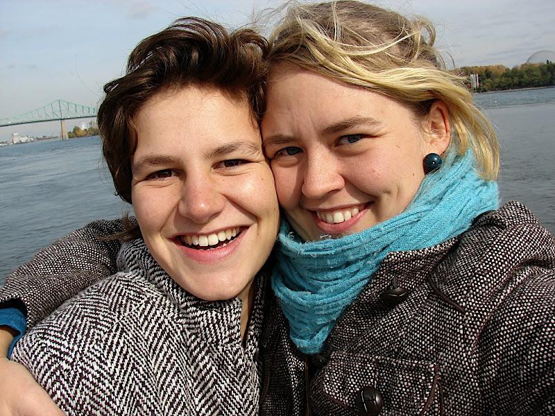 Liesbet & ik