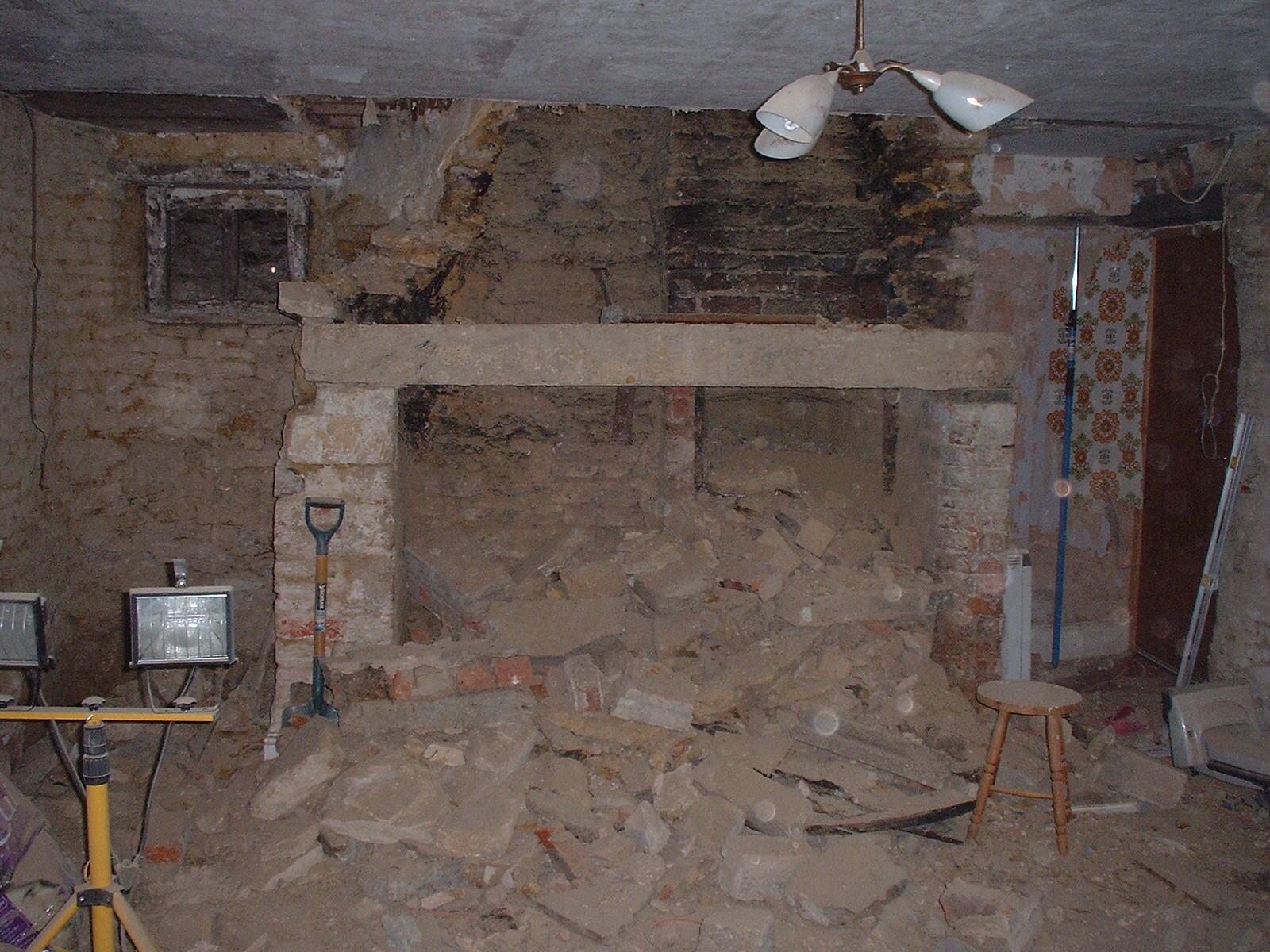 renovation august 2010