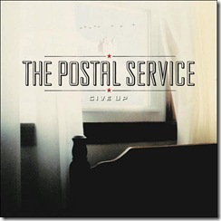 Postal Service album cover