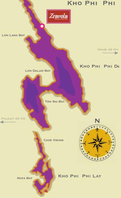 خريطة كوه بي بي