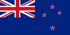 علم نيوزيلندا