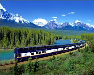 السفر عبر القطار