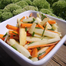 Apple and Carrot Salad (Ww - 2 Pts.)