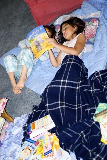 nani reading