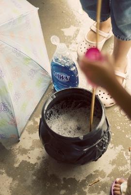 makingbubbles