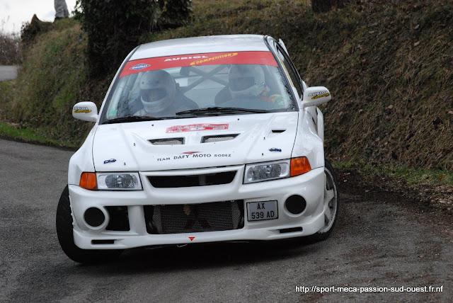 Gérard PUEL / Caroline PUEL - Lancer Evo6 N4 Rallye%20des%20Thermes%202010%20510
