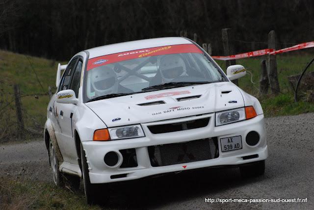 Gérard PUEL / Caroline PUEL - Lancer Evo6 N4 Rallye%20des%20Thermes%202010%20627