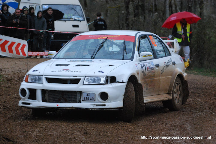 Gérard PUEL / Caroline PUEL - Lancer Evo6 N4 Rallye%20Terre%20des%20Causses%202010%20414