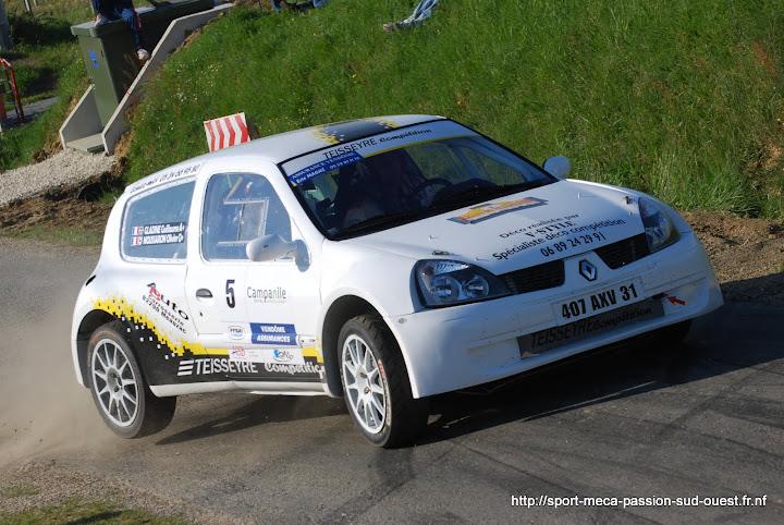 Guillaume GLADINE / Laurent TISSEDRE - R5 GT Turbo F2/14 Rallye%20du%20Villeneuvois%202010%20212