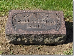 Willie Schridde