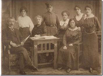 Schridde Family c1917