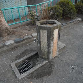 水飲み場:仲東児童公園
