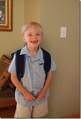 First day school-sept 09 007