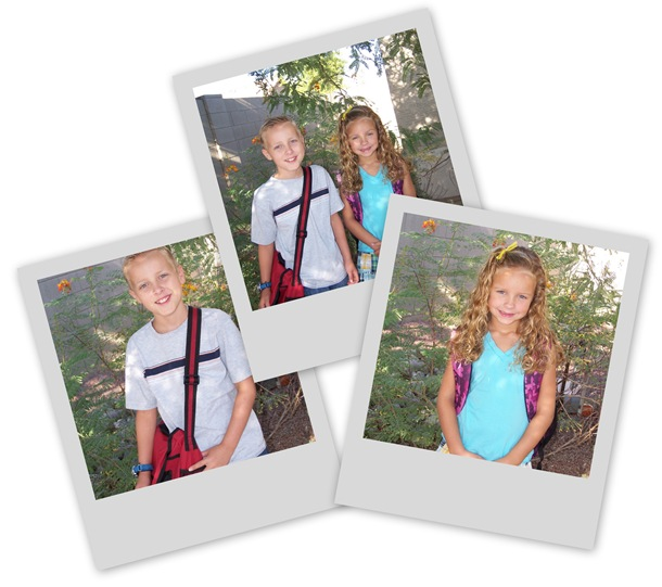 First Day of School 2009-3