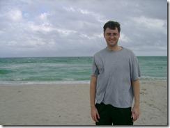 shawn on beach sunday