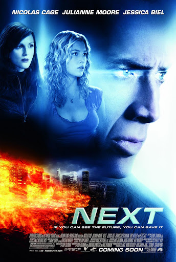 Next (2007) – Người Nhìn Thấy Tương Lai – HD