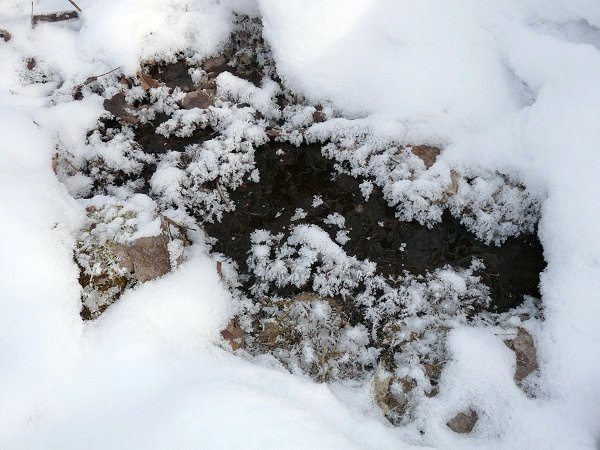 frost hole