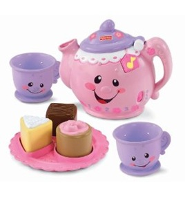 Fisher-Price tea set