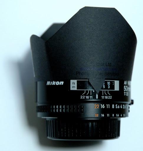 50mm lens hood