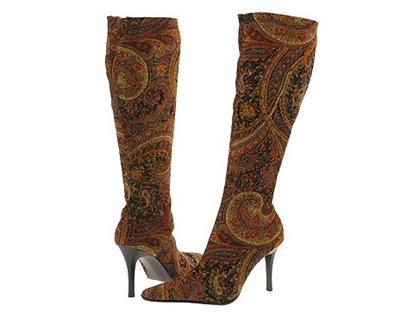 Luichiny Paisley high_heel_boots Zappos