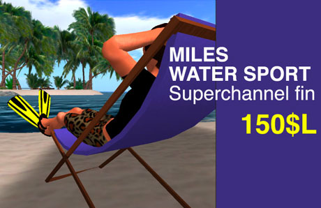 secondlife virtual watersport