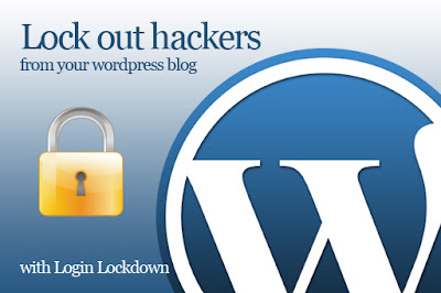 Login LockDown is a wordpress login security plugin