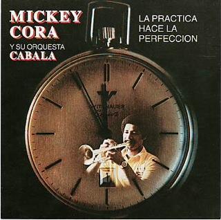 Mickey Cora  Cabala  Frontal