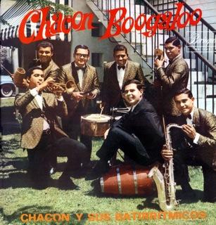 Chacon Y Sus Batirritmicos  Chacon Boogaloo  Front