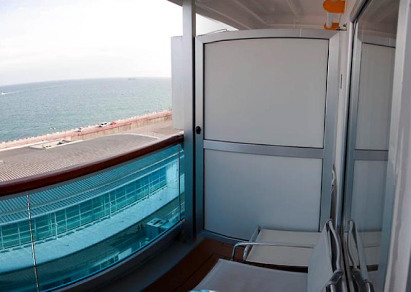 Круиз Балкон