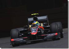 Bruno Senna con l'Hispania Racing