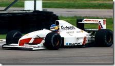 Footwork-Porsche del 1991