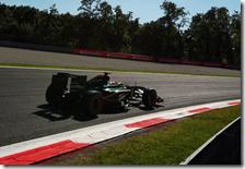 La Lotus avrà il cambio Red Bull nel 2011