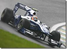 Nico Hulkenberg in pole nel gran premio del Brasile 2010