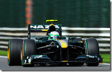 La Lotus non utilizzerà il KERS nelle prime gare del 2011