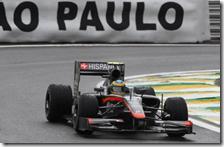 Futuro sempre più incerto per l'Hispania Racing