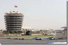 Annullato il gran premio del Bahrain 2011
