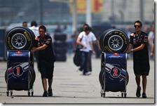 La Pirelli comunica le mescole per le prossime 3 gare