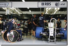 La Williams è in difficoltà in questo inizio di stagione