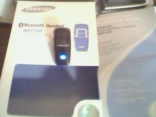 Samsung WEP200 Bluetooth Headset