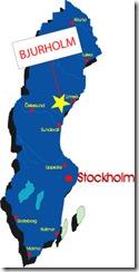 bjurholm-karta