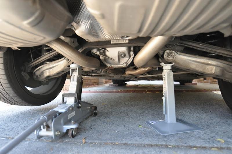 Diy Change Rear Brake Pads