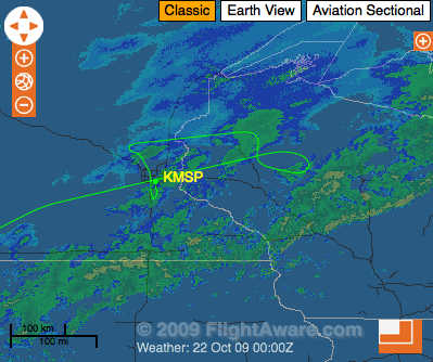 FlightAware > Northwest Airlines Inc. #188 > 21-Oct-2009 > KSAN-KMSP_1256415005477.png