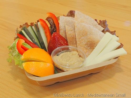 MiniBento Lunch - Mediterranean Small